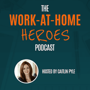 45: Working full time AND writing on the side, this busy freelancer will soon replace her day job!