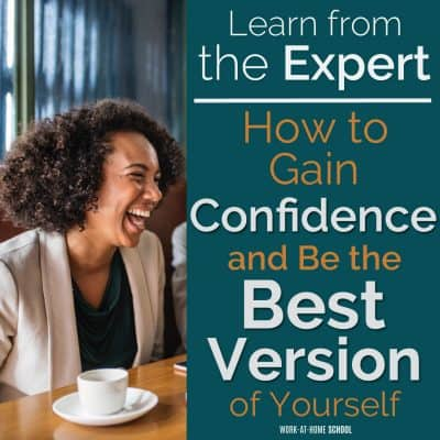 Want to know how to gain confidence? Eileen Wilder shares her best tips!