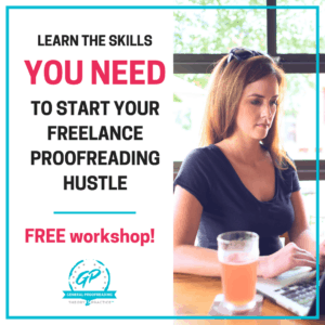 Proofread Anywhere Intro to Proofreading Workshop
