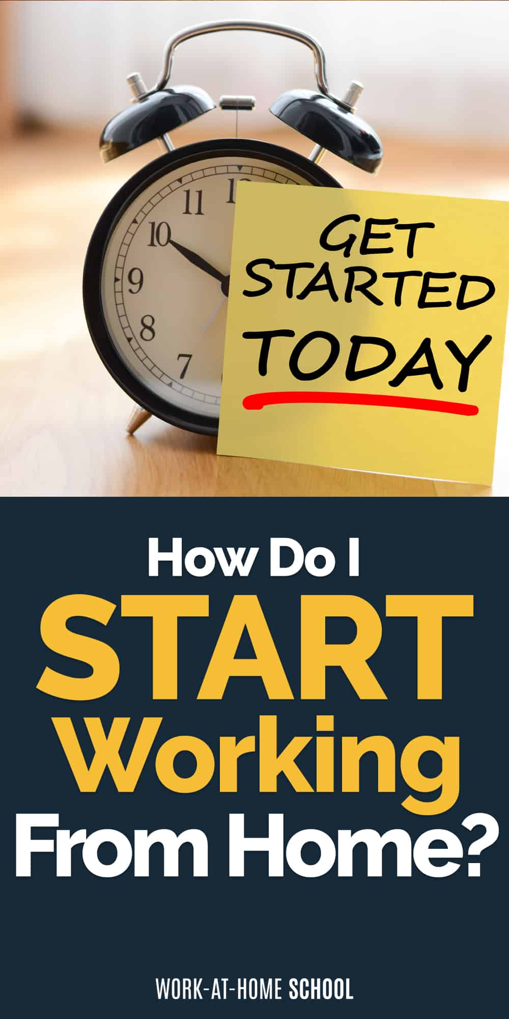 Before you start working from home, ask yourself these questions!