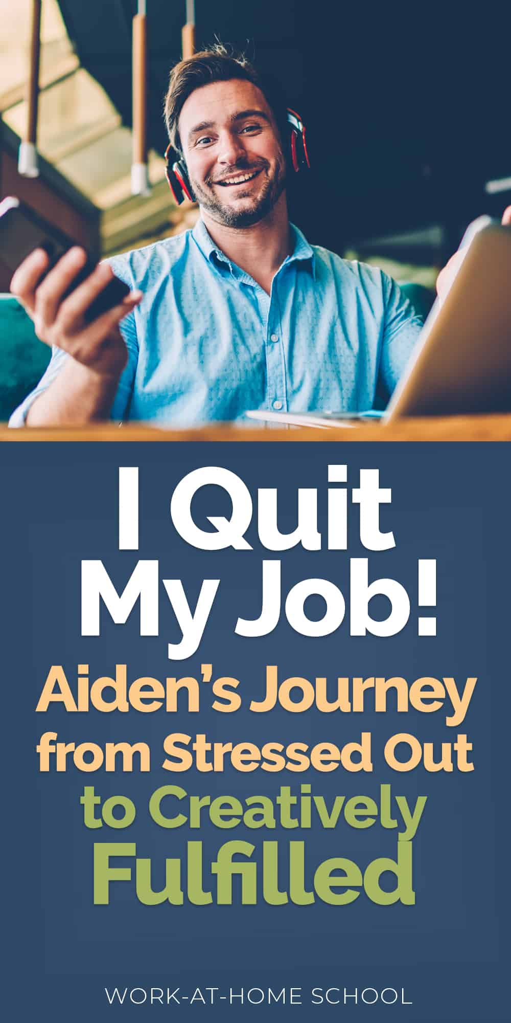 "Want to be able to shout ""I quit my job"" from the rooftops? Here's how you can do it!"