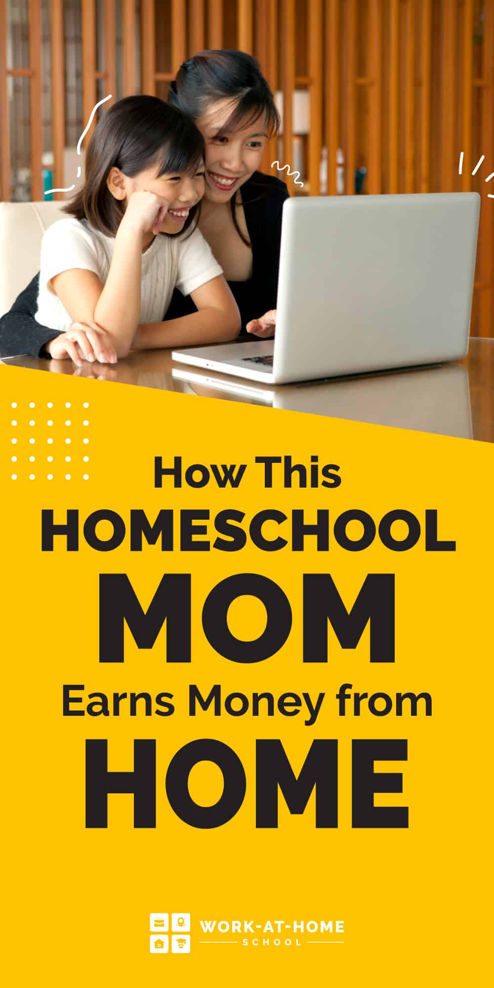 This homeschool mom is killing it as a virtual assistant!