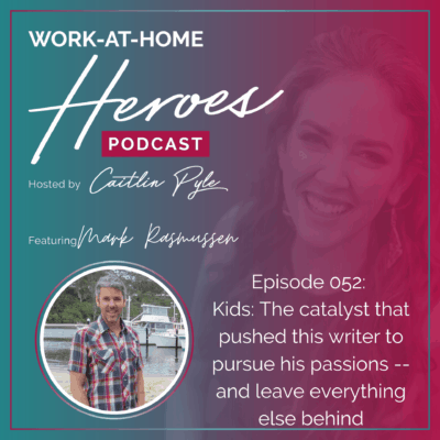 52: Kids: The catalyst that pushed this writer to pursue his passions — and leave everything else behind