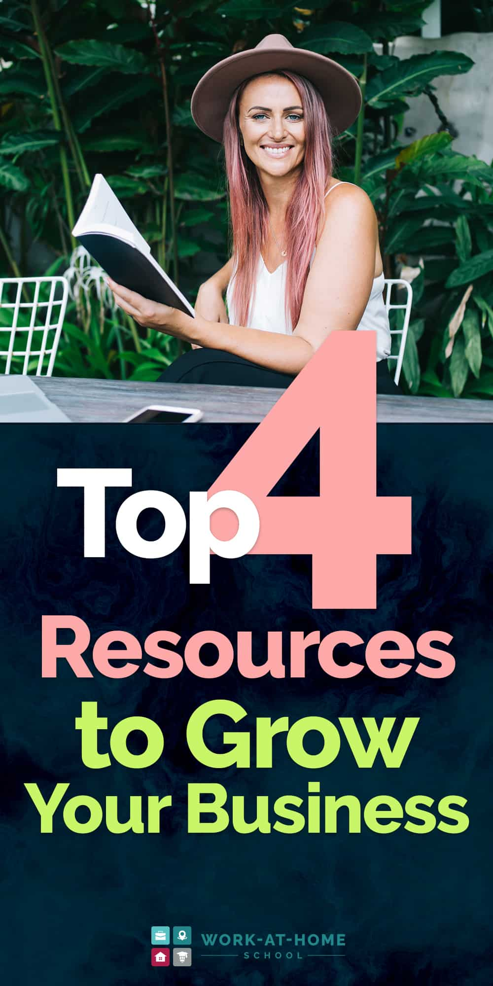 Check out these work-at-home resources for advanced business owners so you can grow your online business!