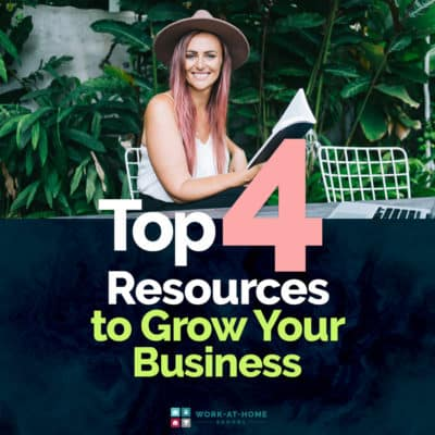 Top 4 Resources to Grow Your Business