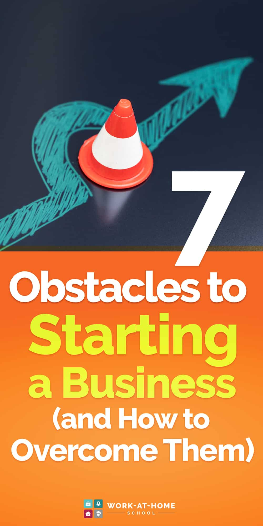 Top tips for how to overcome these common obstacles to starting a business