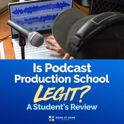 Is Podcast Production School Legit? A Student's Review