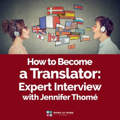 Jennifer shares her best tips for how to become a translator and make money from your love of languages!