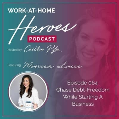EP 64: Chase Debt-Freedom While Starting A Business