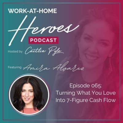 EP 65: Turning What You Love Into 7-Figure Cash Flow